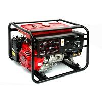 Бензиновый электрогенератор 3 кв.т.