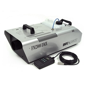 Involight FM2000 DMX